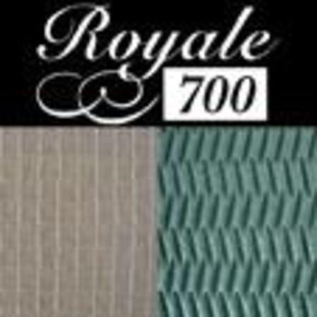Royale 700 rubber ondertapijt for M2 trap berekenen