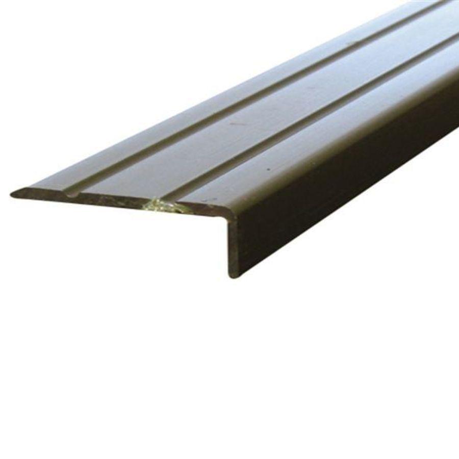 Hoekprofiel Zelfklevend Rvs Staal 10x25mm